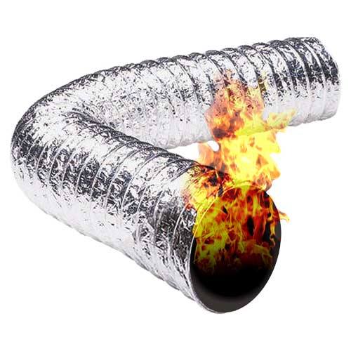 Prevent a Dryer Vent Fire