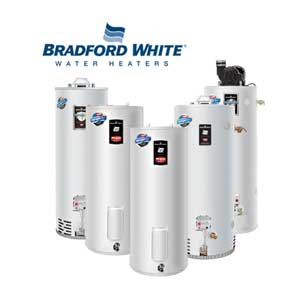 Hot Water Heaters - Bradford White Hot Water Tanks