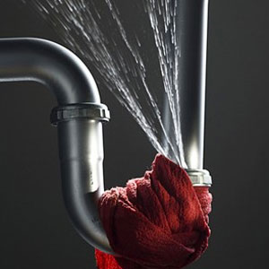 Plumbing service emergency plumbing repair residential for Leaky pipe carries more water