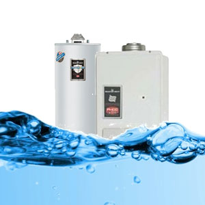 Plumbing - Hot Water Heaters - Tanks and Tankless